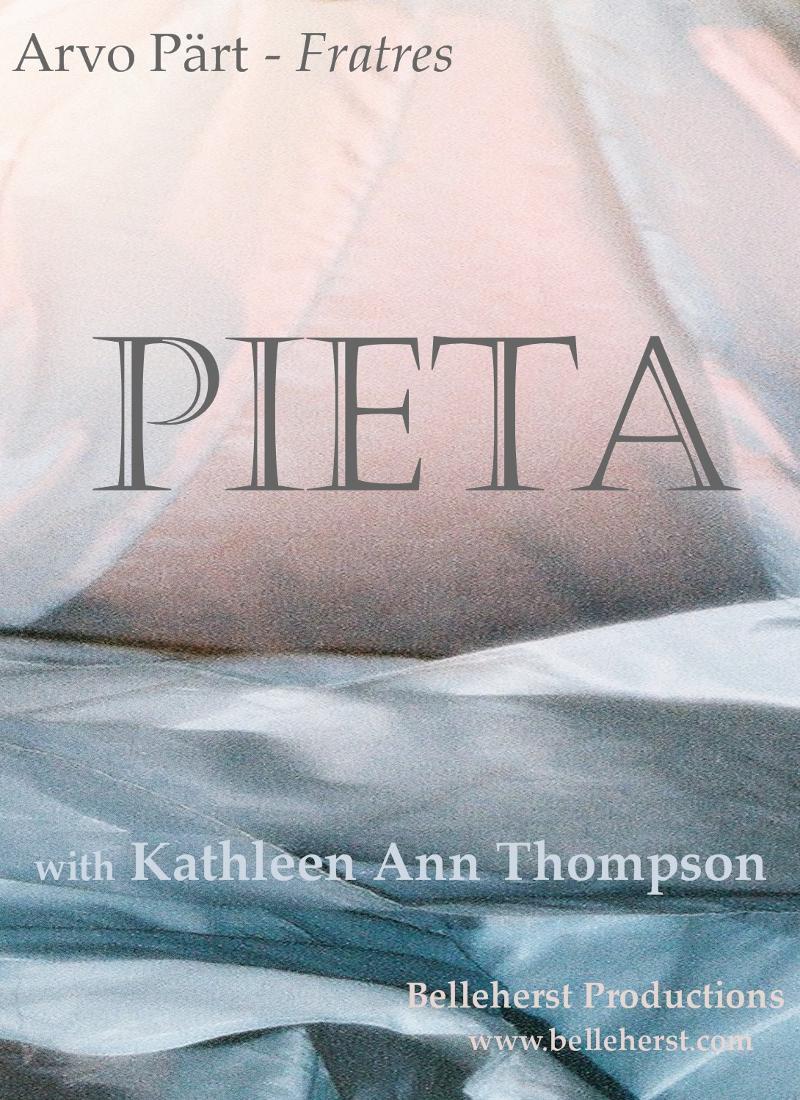 the Pieta flyer