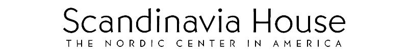 Scandinavia House logo text.