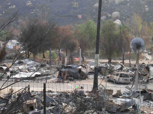 CA destruction