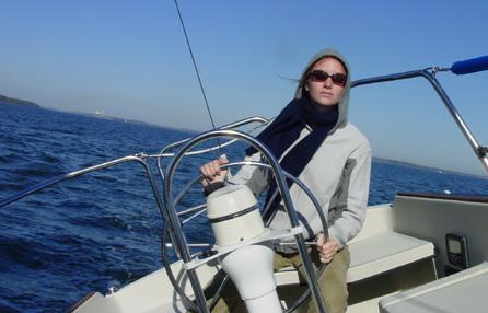 Sarah Sailing