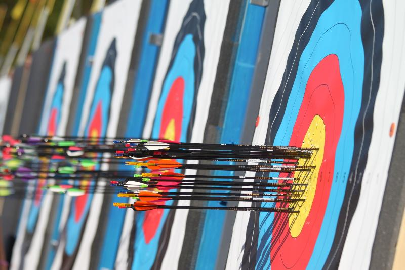 Arrows in Targets