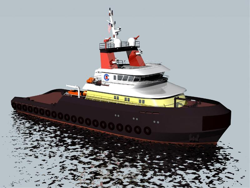 New Ocean Towing Tug