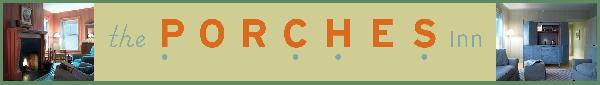Porches logo dots green