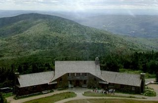 Bascom Lodge on Mount Greylock