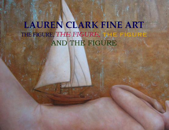The Figure Times Four at Lauren Clarck Fine Art