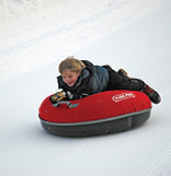 Tubing at Ski Butternut