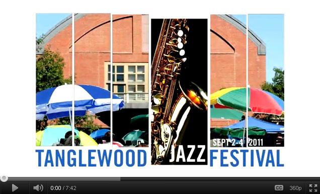 Tanglewood JazzFest2011