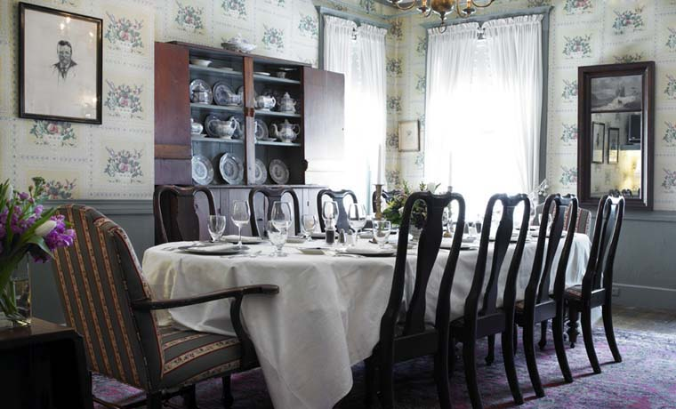 Private Dining in the Treadway Room