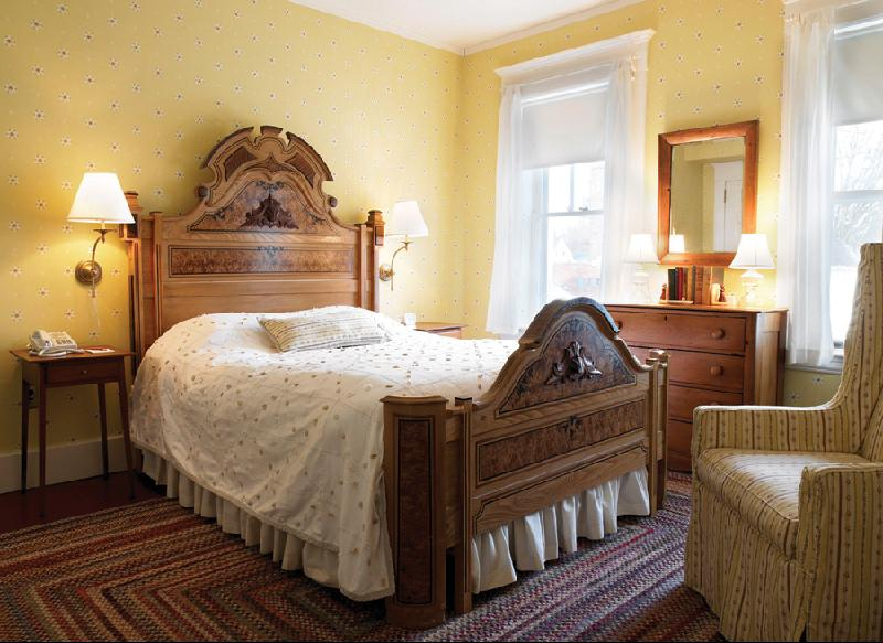 Guestroom at The Red Lion Inn