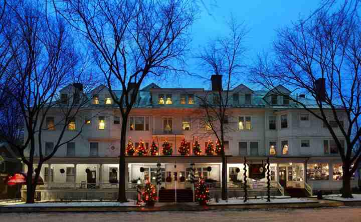 Holiday Cheer at The Red Lion Inn