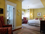 King guestroom at The Red Lion Inn