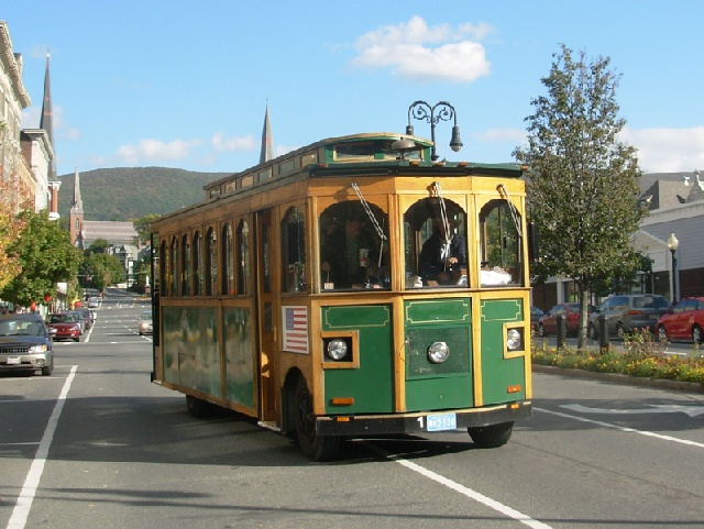 North Adams Trolley