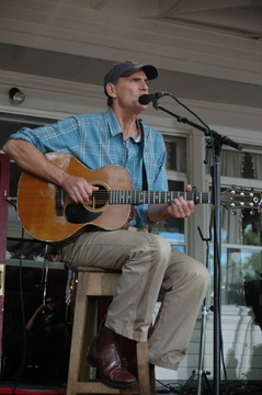James Taylor at The Red Lion Inn/Good Morning America