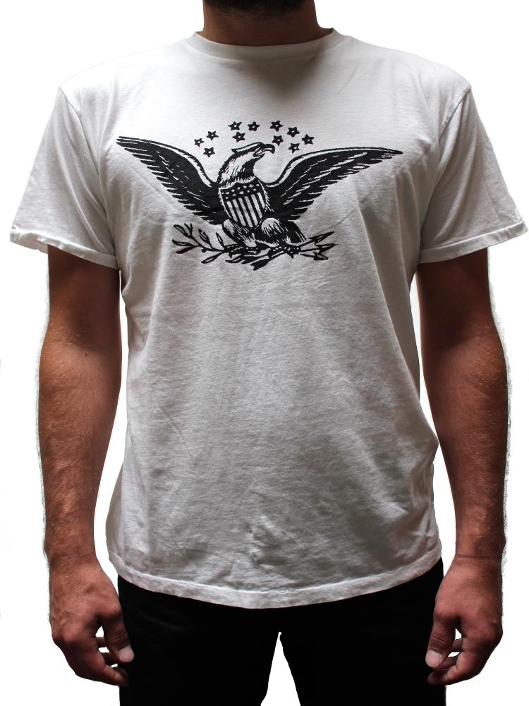 Bandit Brand Eagle USA Tee