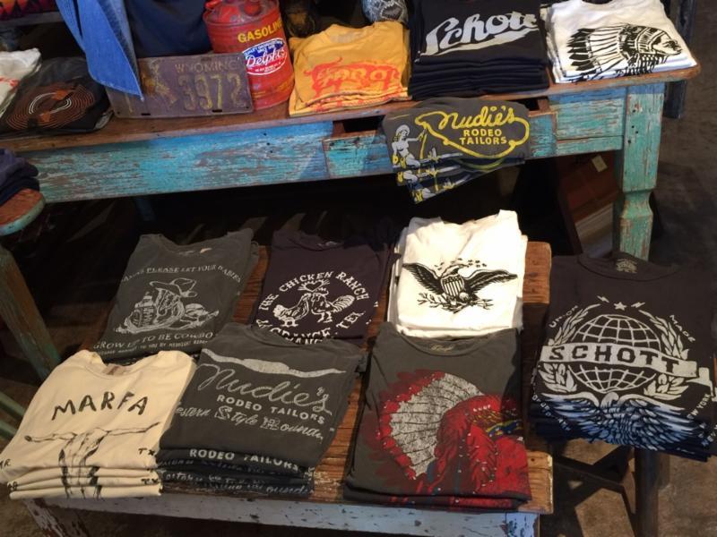 Cotton t-shirts at Boot Star