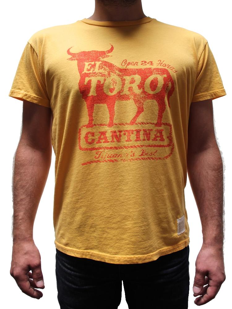Retro Brand El Toro Cantina Tee
