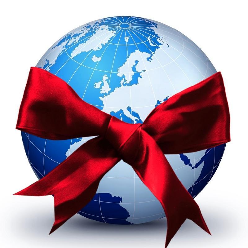 bow on globe