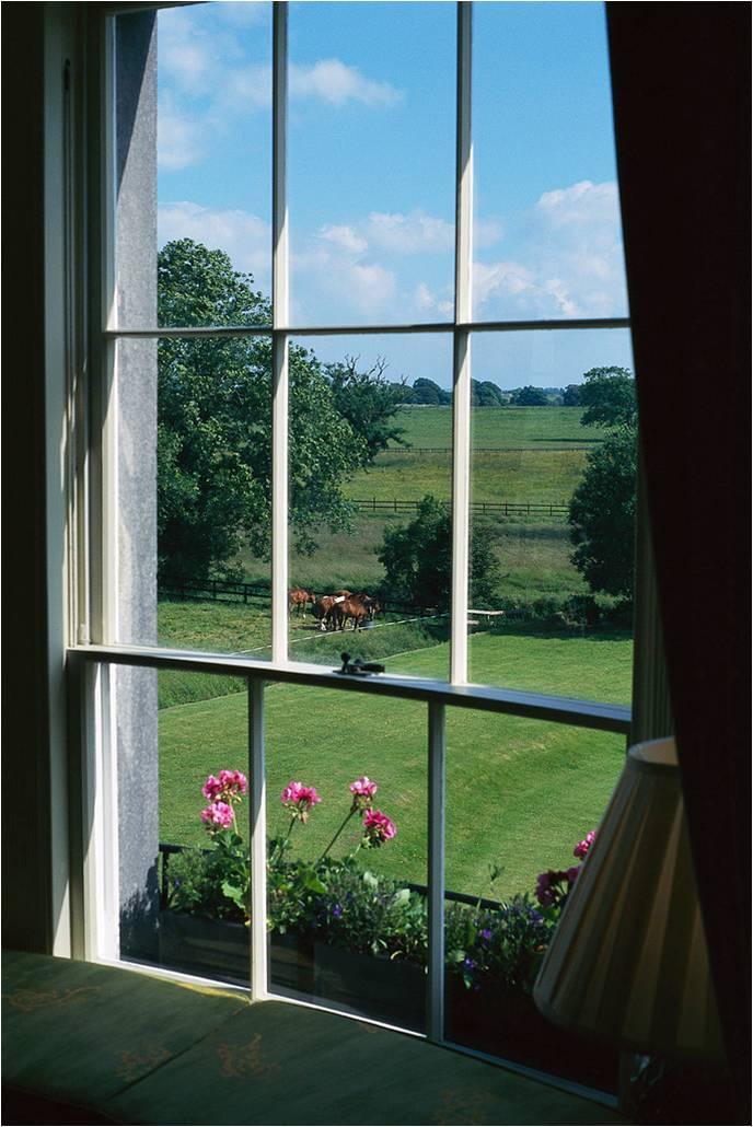 farm window