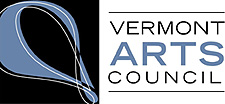 Vermont Arts Council Logo  Working for a Creative State