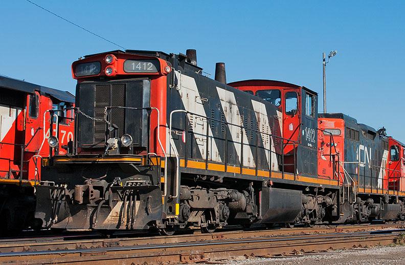 Rapido CN GMD-1 1412