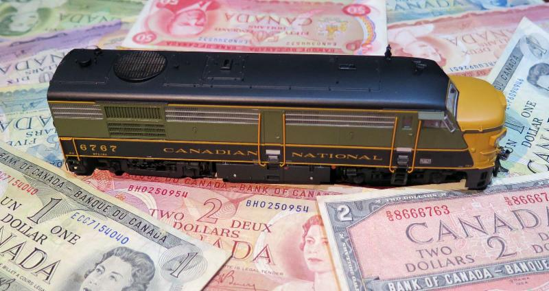 FPA-4 Canadian Money