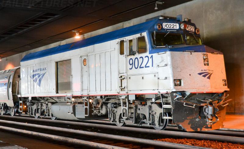 Rapido Amtrak NPCU
