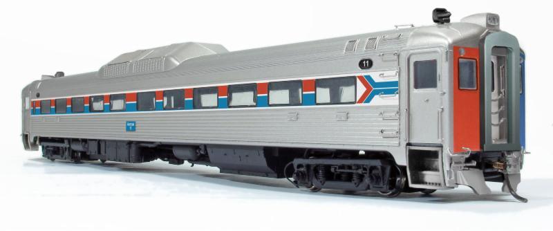 Amtrak RDC