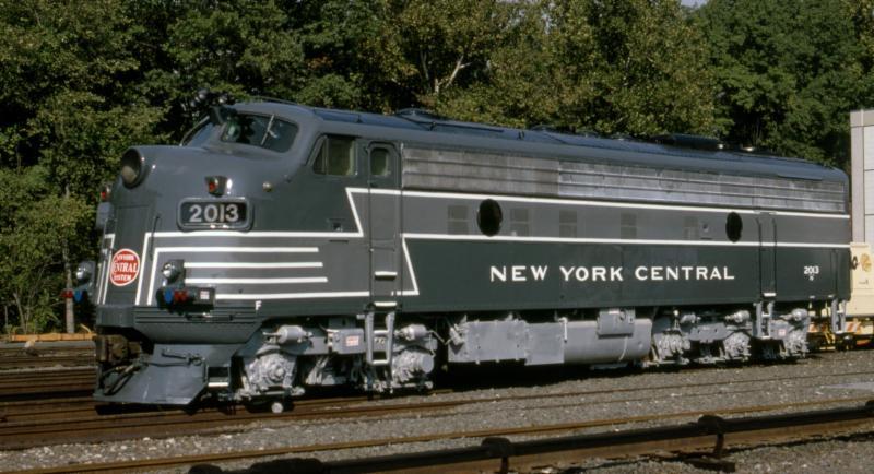 Rapido FL9 NYC