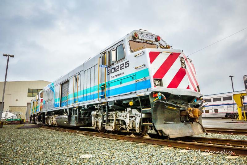 Amtrak California NPCU