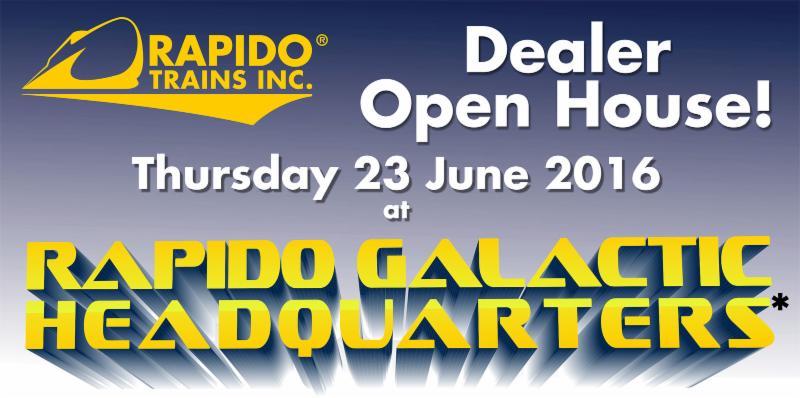 Rapido Open House