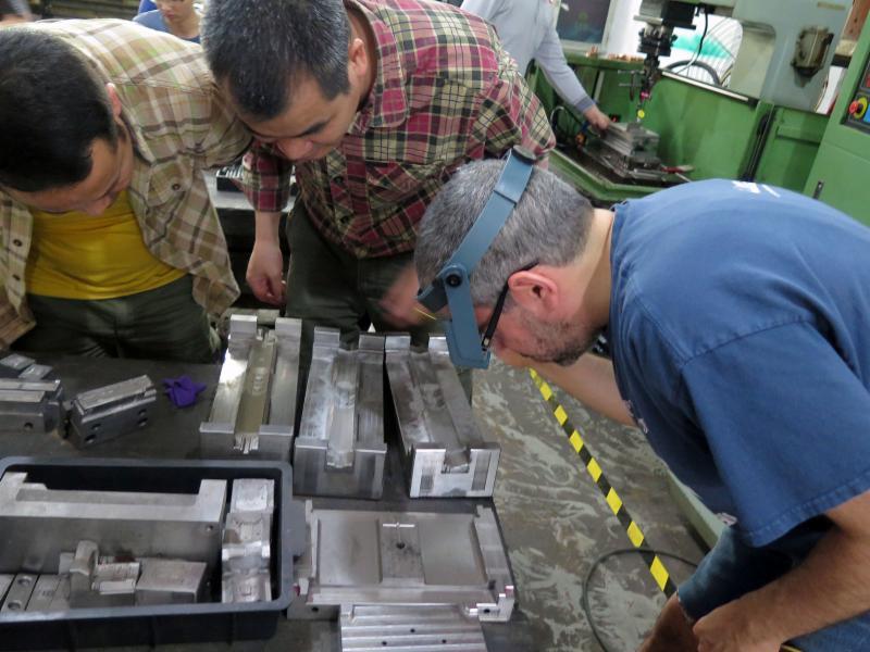 Rapido Mould Factory
