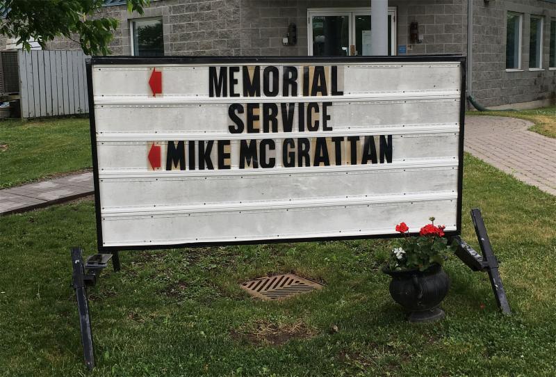 Mike McGrattan Memorial