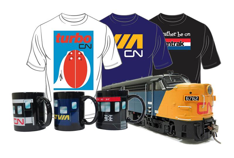 Rapido Mugs T-Shirts