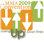 MMA 2009 Convention Logo