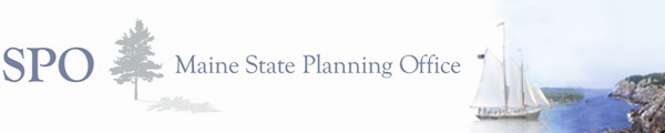Maine State Planning Office logo