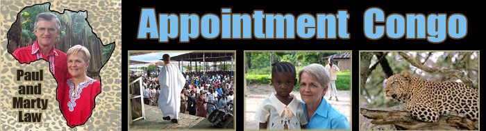 Appointment Congo Web Site Link