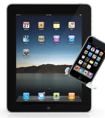 iPad/iPod