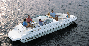 Glastron boat