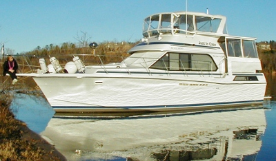 dual cabin boat
