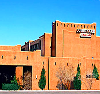 Courtyard marriott albuquerque