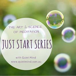Just Start Meditating
