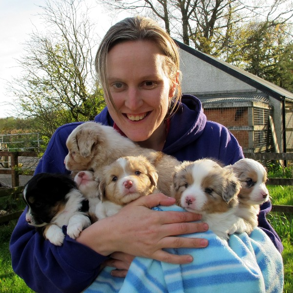 first litter in the UK