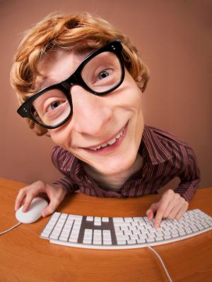 computer geek
