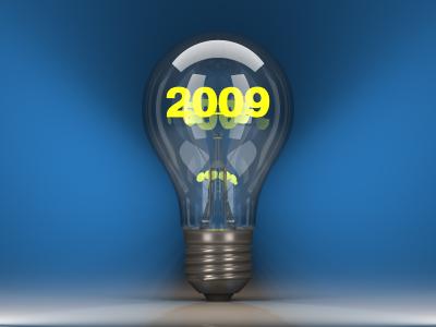 2009 Lightbulb
