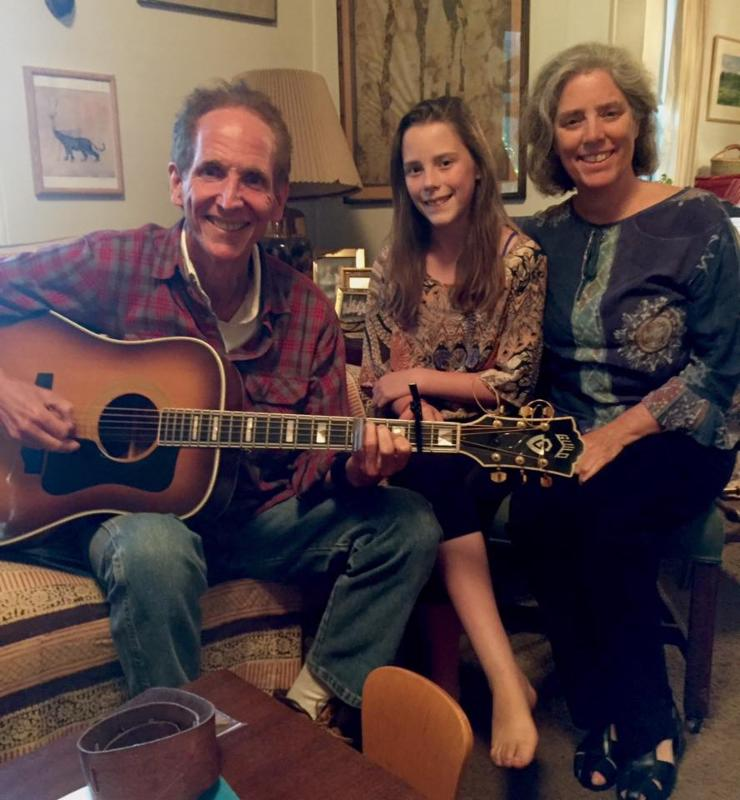 John, Abigail and Margaret