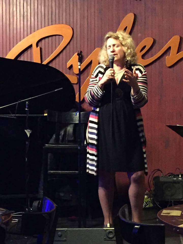 Singing at Ryles