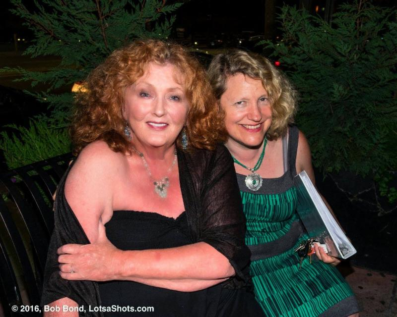 Me and Patricia Fitzpatrick