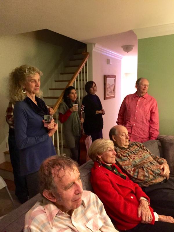 BACA Holiday Party 2015