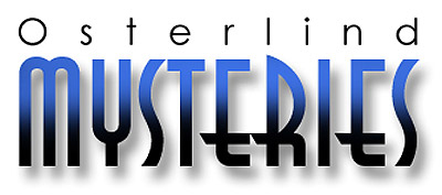 Osterlind Mysteries logo