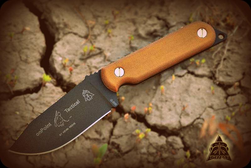 Full knife - earth